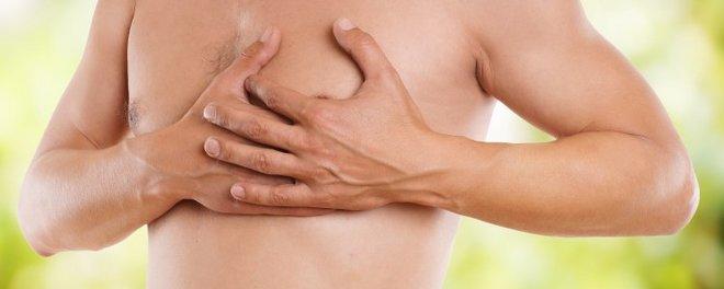 schmerzen unter brust links