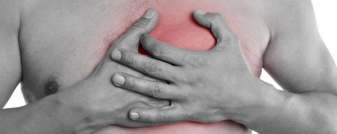 Brustbeinschmerzen